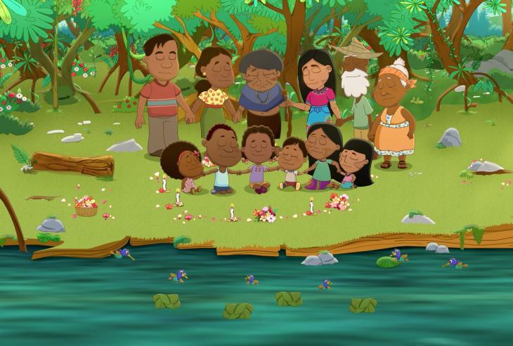 La Cultura de Paz se vive en la nueva temporada de Guillermina y Candelario