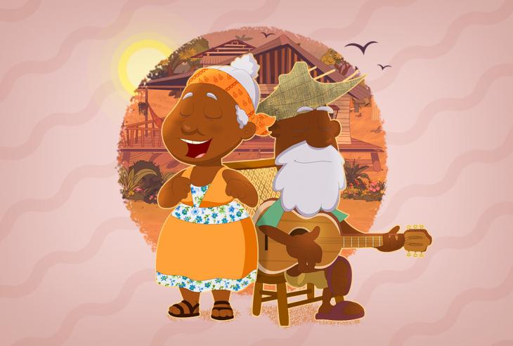 7 historias contadas por los abuelos de Guille y Cande