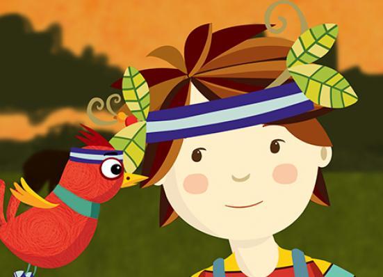 ¡Pipo trae aventuras, diversión y travesuras!