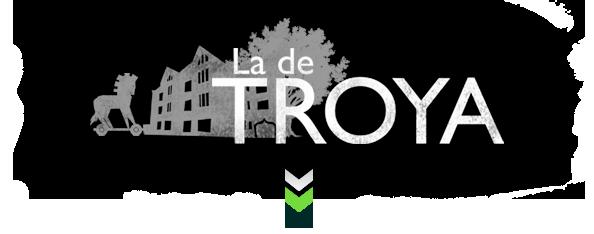 Logo La de Troya
