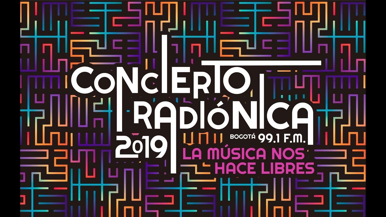Concierto Radiónica 2019
