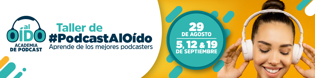 Iniciar sesión en el Festival Iberoamericano de Podcast