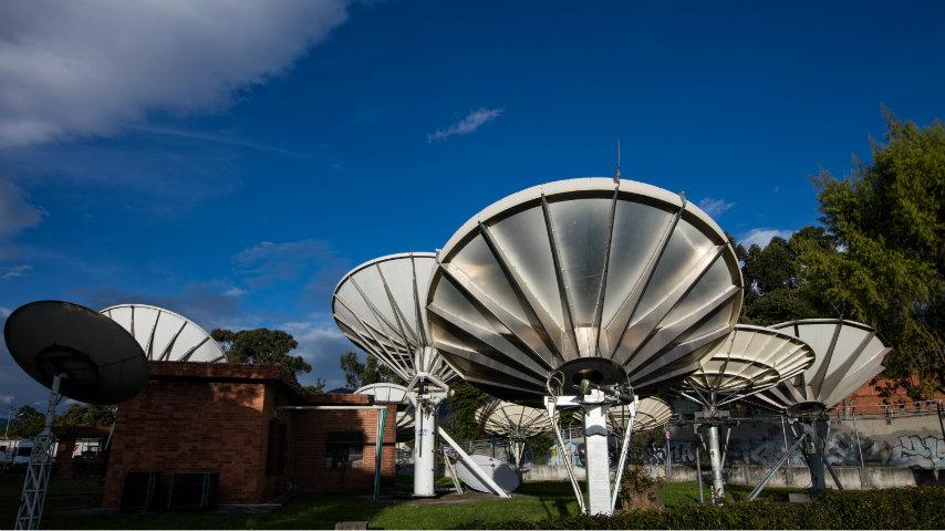 Antenas RTVC