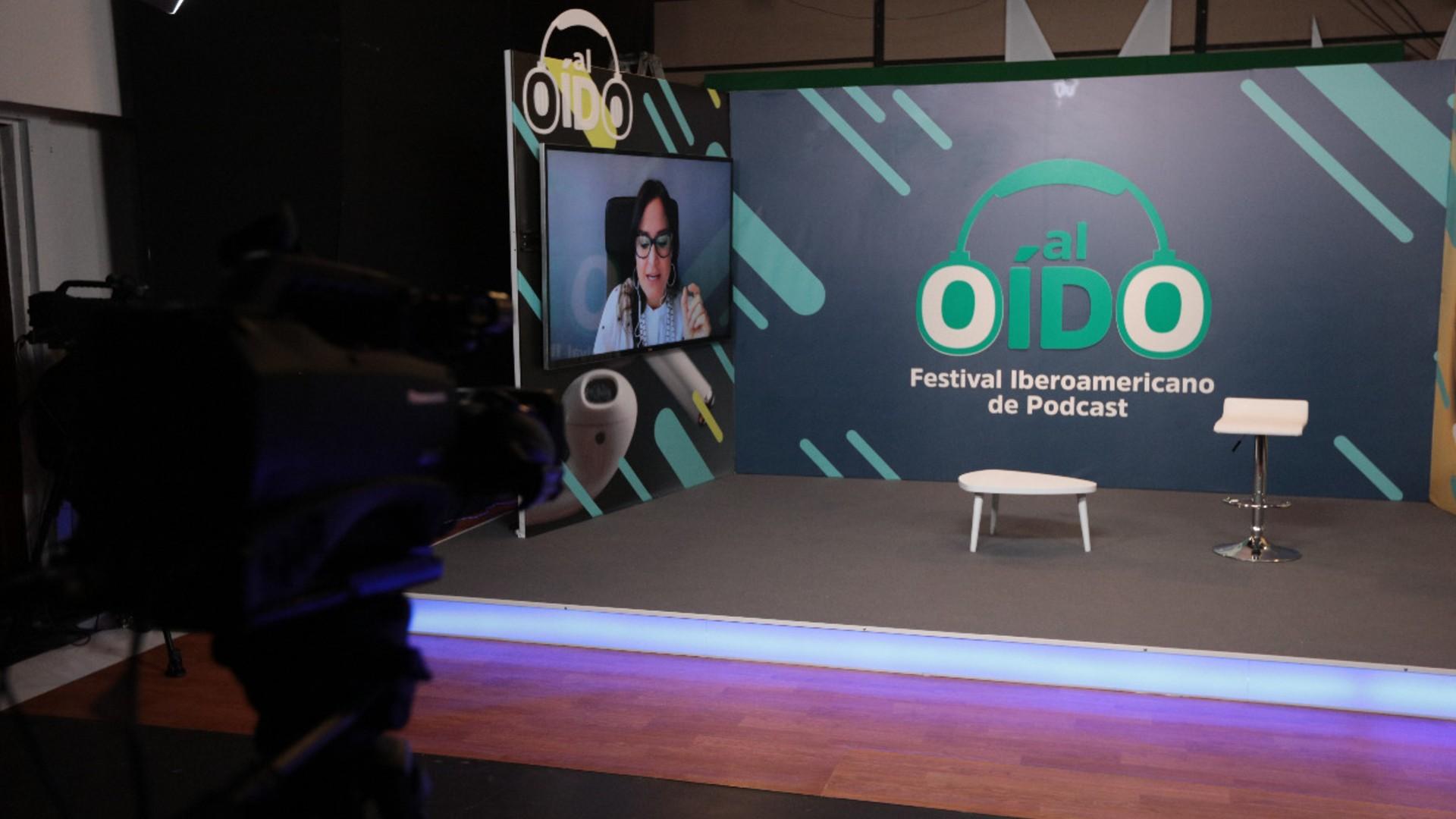 Carolina Guerrero Radio Ambulante Festival Iberoamericano de podcast
