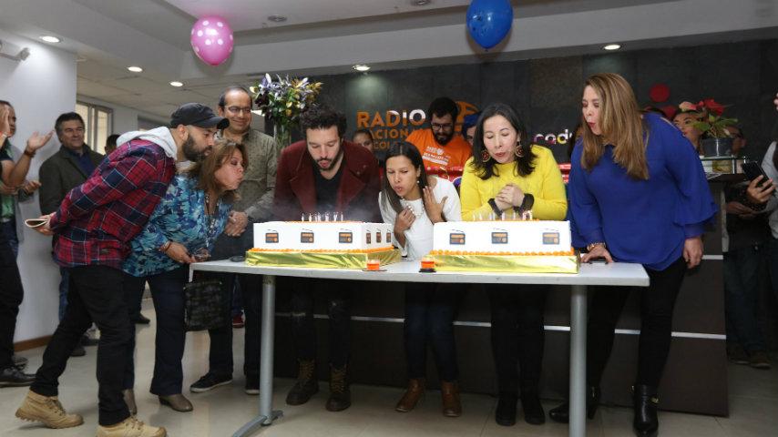 Cumpleaños 79 Radio Nacional