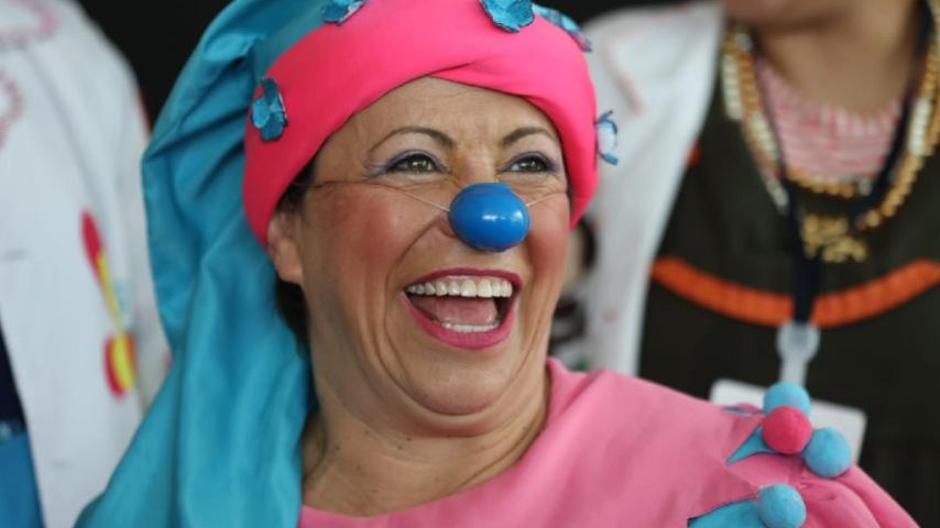 Doctora Clown, Bicentenario de Colombia, RTVC en FILBo