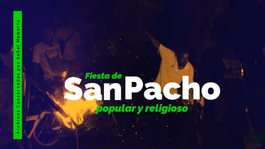 Fiestas de San Pacho transmisión