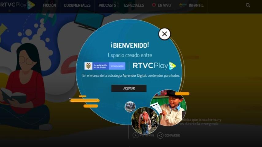 Fimpu Medios Públicos RTVCPlay entretenimiento y educación