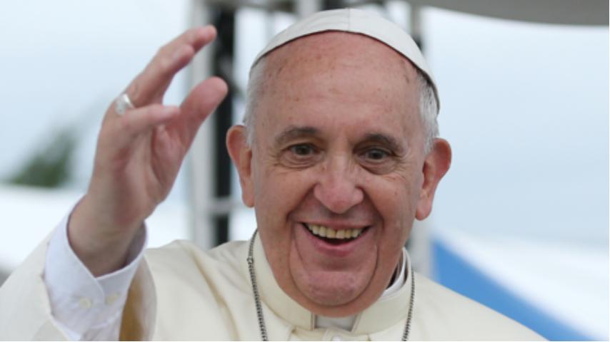 Visita Papa Francisco en Colombia