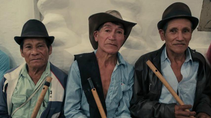 Indigenas Nasa