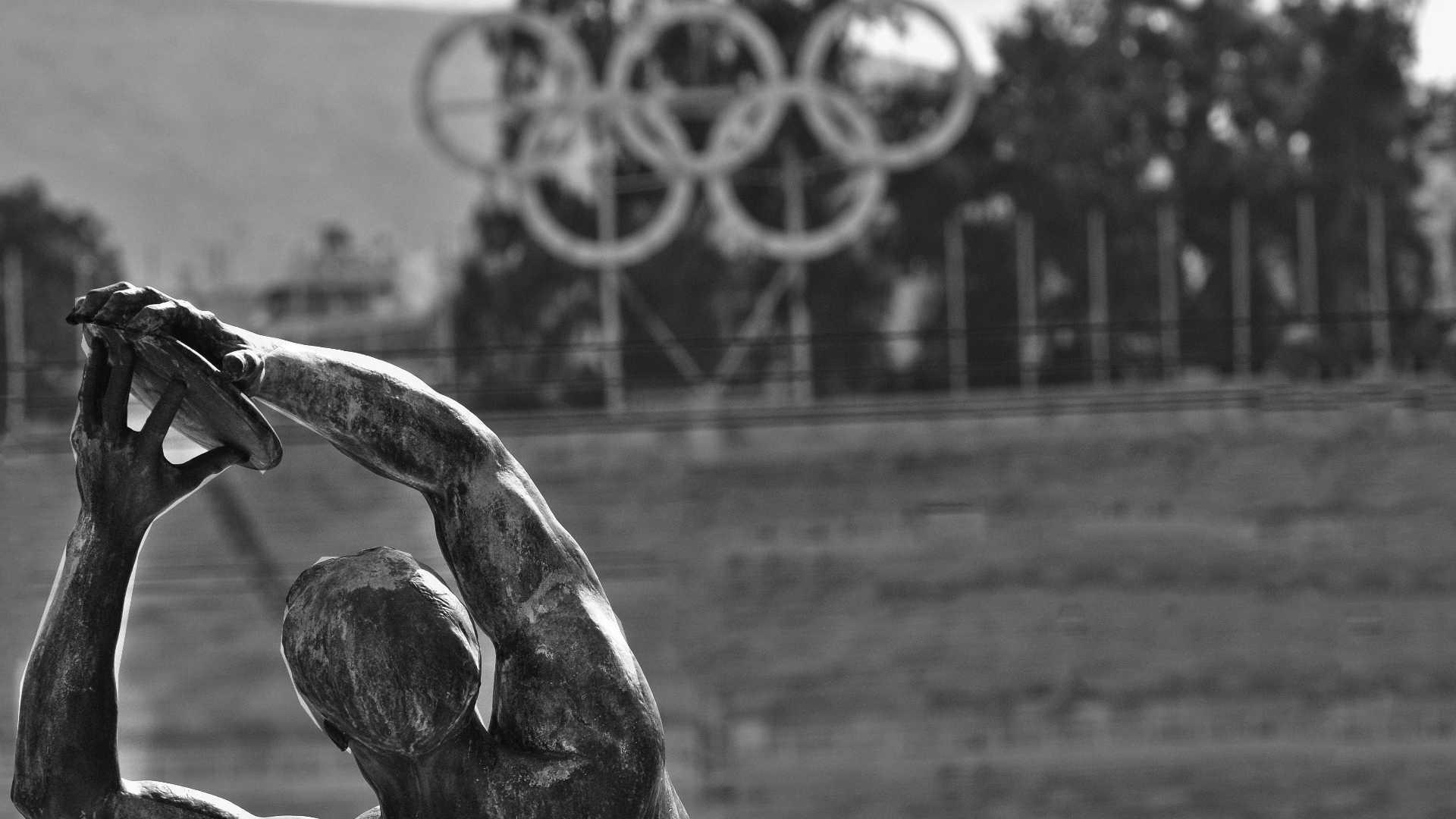 Historia de los Juegos Olímpicos por Diana Uribe