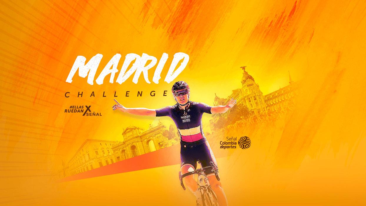 La Madrid Challenge by La Vuelta, RTVC Sistema de Medios Públicos