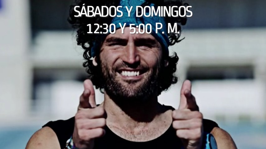 Maratón Man Raúl Gómez