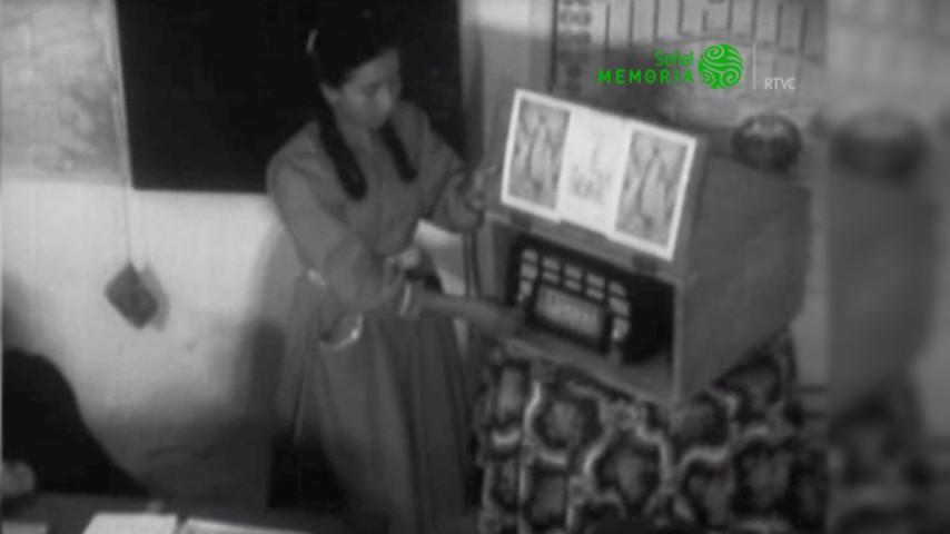 Señal Memoria Sutatenza Historia de la radio