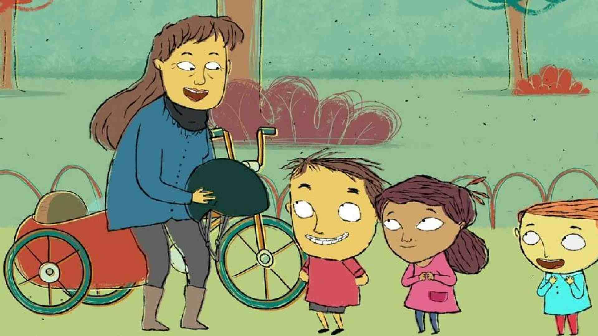 Petit, serie infantil exitosa de Señal Colombia