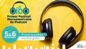 Al oido podcast Festival Iberoamericano