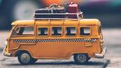 Carro viaje familia autocuidado covid