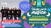 Noche Radio Nacional grupo Niche