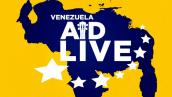 Venezuela Aid Live, transmisión Canal Institucional RTVC