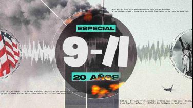 Especial 9-11 20 años  en RTVC
