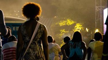 Comunidad afro Colombia