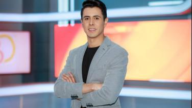 Carlos Díaz Vidal, presentador de Bien Dateado.