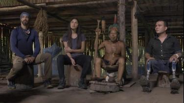 Cruzando el amazonas, un formato original de Señal Colombia