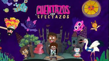 Cuentazos con efectazos ganador como mejor serie técnica mixta en los Kidscreen