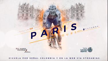 Paris Tour por Señal Colombia de RTVC
