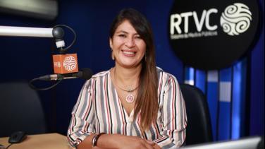 Deysa Rayo, El campo en la radio