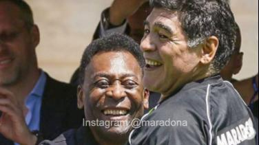 Diego Maradona especial de RTVC