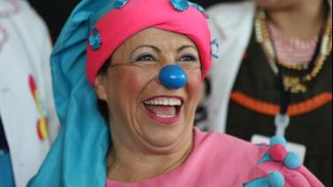 Doctora Clown, Bicentenario de Colombia, RTVC