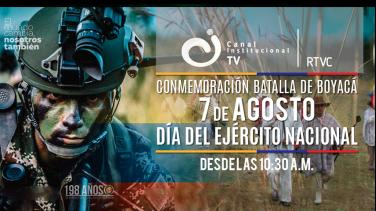 Así celebramos la Batalla de Boyacá y los 198 años del Ejército Nacional