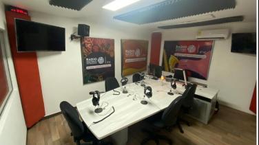 Estudio Radio Nacional Fonseca Guajira