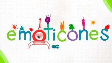 Emoticones serie infantil de Señal Colombia de RTVC