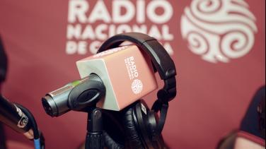 Estampilla Radio Nacional