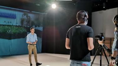 Este mes en la historia, presentador Carlos Mario Diaz Canal Institucional