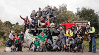 Inicia la cuarta temporada de Expedición Cóndor de los Andes