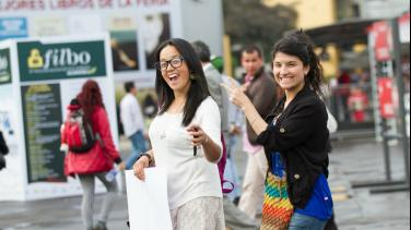 Filbo mujeres Bogotá RTVC Medios Públicos
