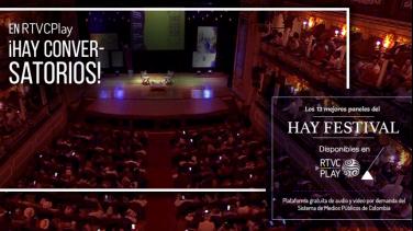 Hay Festival en RTVCPlay