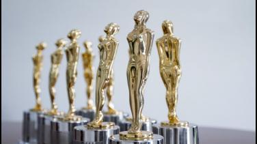 Estatuillas de los premios India Catalina