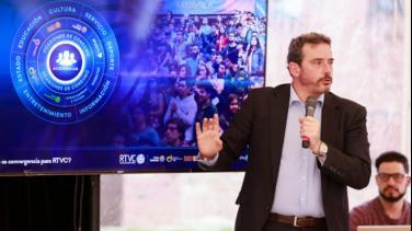 Juan Ramón Samper convergencia RTVC