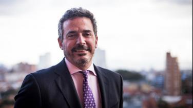 Juan Ramón Samper, gerente RTVC