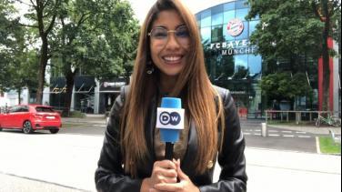 Julieth González Teheran, periodista DW