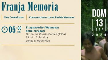 Franja Memoria Yuruparí