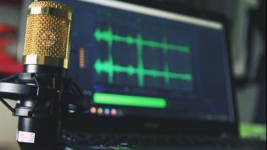 Academia de podcast Al Oído de RTVC