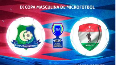 Microfútbol Señal Colombia