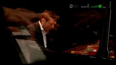 Pianista ruso Serge Sichkov