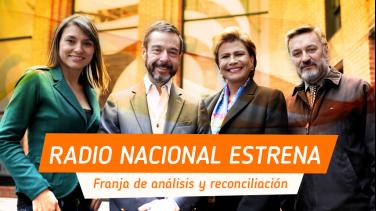Estrenos en la Radio Nacional de Colombia