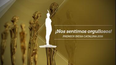 Con 11 premios, Señal Colombia y RTVC triunfan en los India Catalina 2016